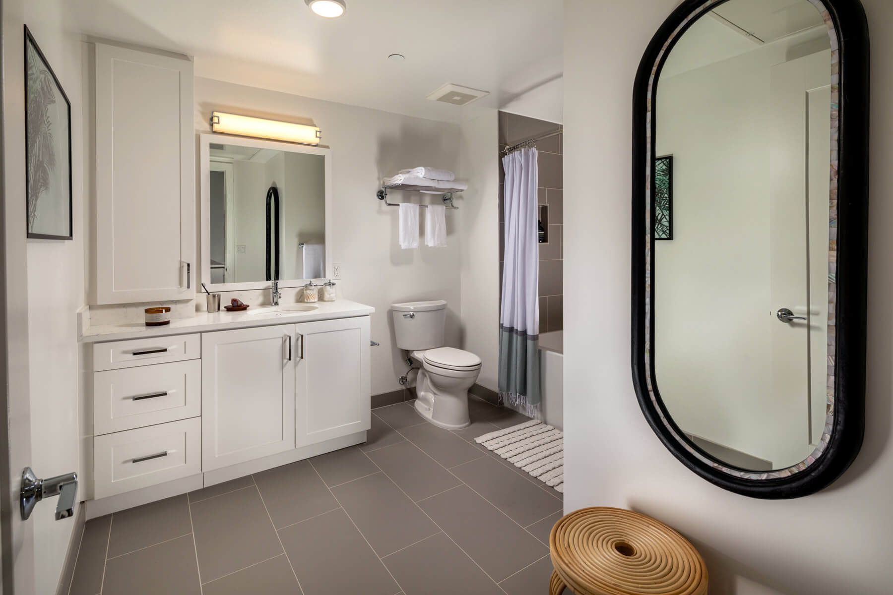 Two Bedroom Residence Guest Bathroom